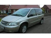 Chrysler voyager lx for sale or swpaz