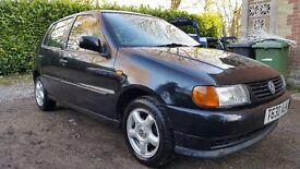 VW Polo 1.6GL 1999