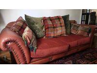 Tetrad Eastwood Midi sofa + extras