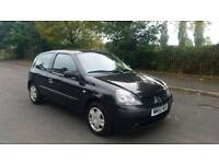 FOR SALE RENAULT CLIO 2006 1.2 PETROL MANUAL 1 ONWER
