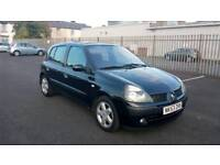 Renault Clio 1.4 Diesel £20 Road Tax Service history long mot Cheap to run and insurance