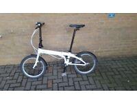 Tern Link P9 Folding Bike 20 inch