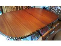 Rossmore table and chairs