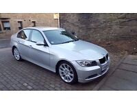 BMW 318 diesel 2006 long MOT with full service history