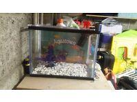 Small 15litre fish tank