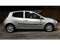 2008 Silver Renault Clio 1.2 16v Manual Petrol Expression 3dr Hatchback - P/X Welcome -