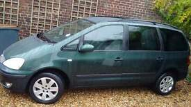 Ford Galaxy - like new 51k miles 2005, Full ford service history!!