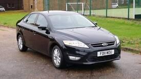 2011 Ford Mondeo 2.0TDCi Diesel 163bhp Zetec FSH 12mth MOT - Excellent condition