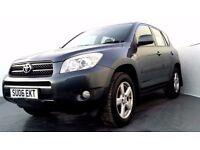 2007 | Toyota | RAV4 2.2D-4D | Sat Nav | HPI Clear | ESTAT | 1 Year Mot