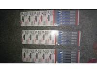 X16 5pack bosch T118A blades
