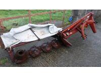 Bamford/kuhn disc mower