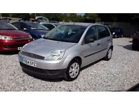 Ford Fiesta Hatchback,1242cc Petrol,''''''LOW MILEAGE'''' Manual, Silver, MotExpires: 04 May 2017