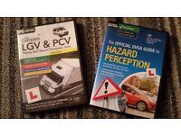 Hgv theory and hazard perception