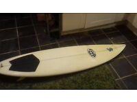 6ft4 Fluid Juice Surfboard for sale