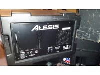 ALESIS POWERED AMP GIGAMIX 8