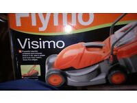 BRAND NEW FLYMO VISIMO ELECTRIC LAWNMOWER