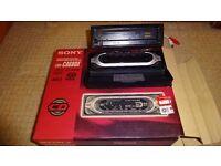 Sony Car Radio/ CD Unit