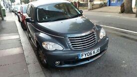 Chrysler PT CRUISER- Silver Hatchback Automatic Petrol @ £1499