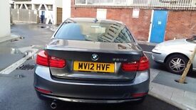 BMW 320D IN EXCELLENT CONDITION AND LOW MILEAGE, SELLING DUE TO RELOCATION