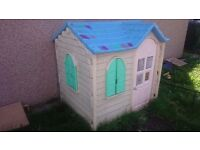 Kid's playhouse... Gone pending collection!
