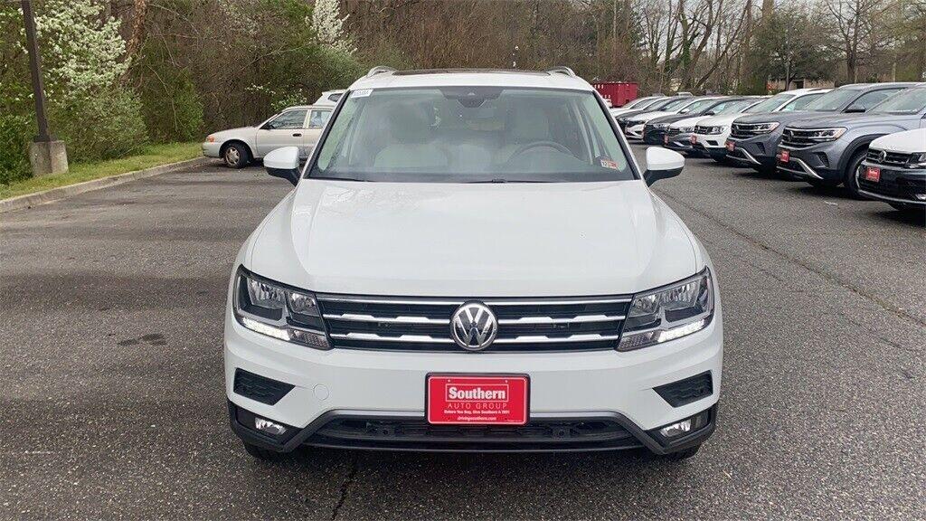 2021 Volkswagen Tiguan 2.0T SEL | eBay