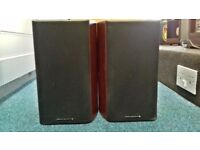 Wharfedale Diamond 9.1 Speakers inc Cables
