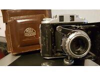 Ross Ensign Autorange Camera c 1950's