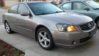 2005 Nissan Altima SSE ,great condition