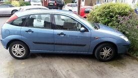 ford focus 1.6 quick sell good runner