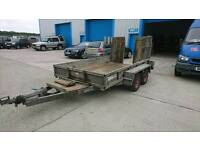 Kays mini digger trailer good condition.