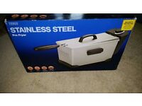 Brand New Stainless Steel Pro Fryer