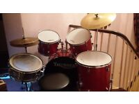 For sale drum kit