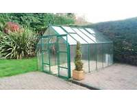 8'x12' Greenhouse