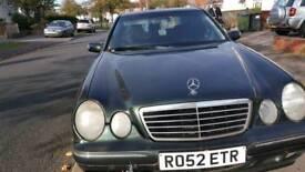 Mercedes E220 CDI AVENGARD