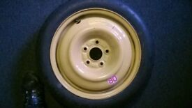 Space saver tyre (Brand new)