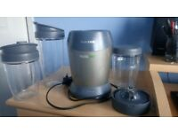 Salter Nutri Pro 1000 Blender Juicer Excellent Condition