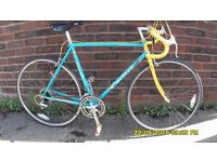 CARRERA CELESTE 12 SPEED RACING BIKE 21in/54cm FRAME VERY CLEAN ORIG BIKE JUST SERVICED