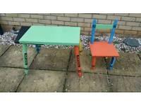 Kids playhouse furniture