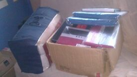Box Of Assorted Bedding