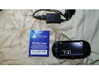 SONY PS VITA, Playstation Vita Console, Black Wifi and G3, as new, no box;