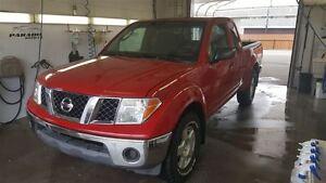 2006 Nissan Frontier SE-V6