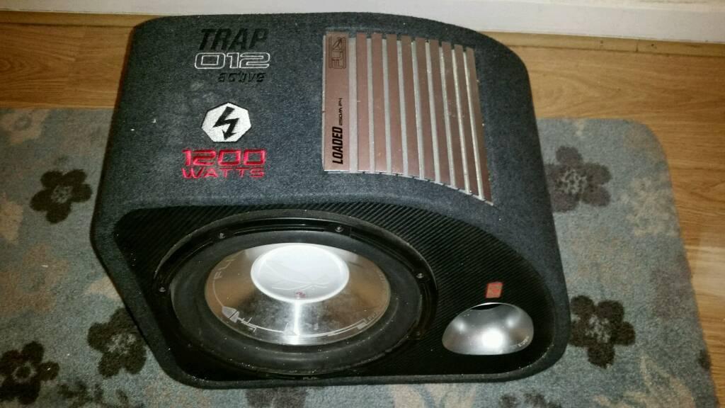 Cars Speaker system