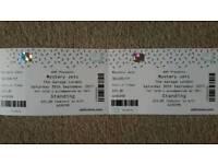 Mystery Jets Tickets X 2