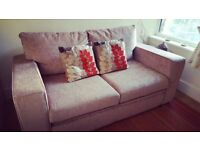 Next Double Sofa Bed **Like New**