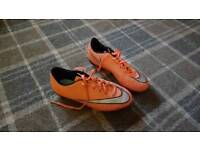 Boys Nike Mercurial football boots