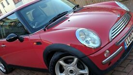 MINI Hatch 1.6 Cooper 3dr Petrol Manual PANORAMIC ROOF VERY GOOD CONDITION