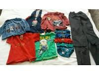 5-6boys clothes bundle