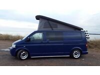 VW T5 LWB CAMPER sell or px LWB T5 Panel van or combi plus cash.