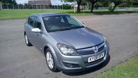 REDUCED - VAUXHALL ASTRA 1.9 CDTi SXi 8v (120bhp) - 12 MONTHS MOT - 6 SPEED - REDUCED FOR QUICK SALE