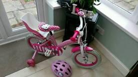 "Hello Kitty 14"" bike"